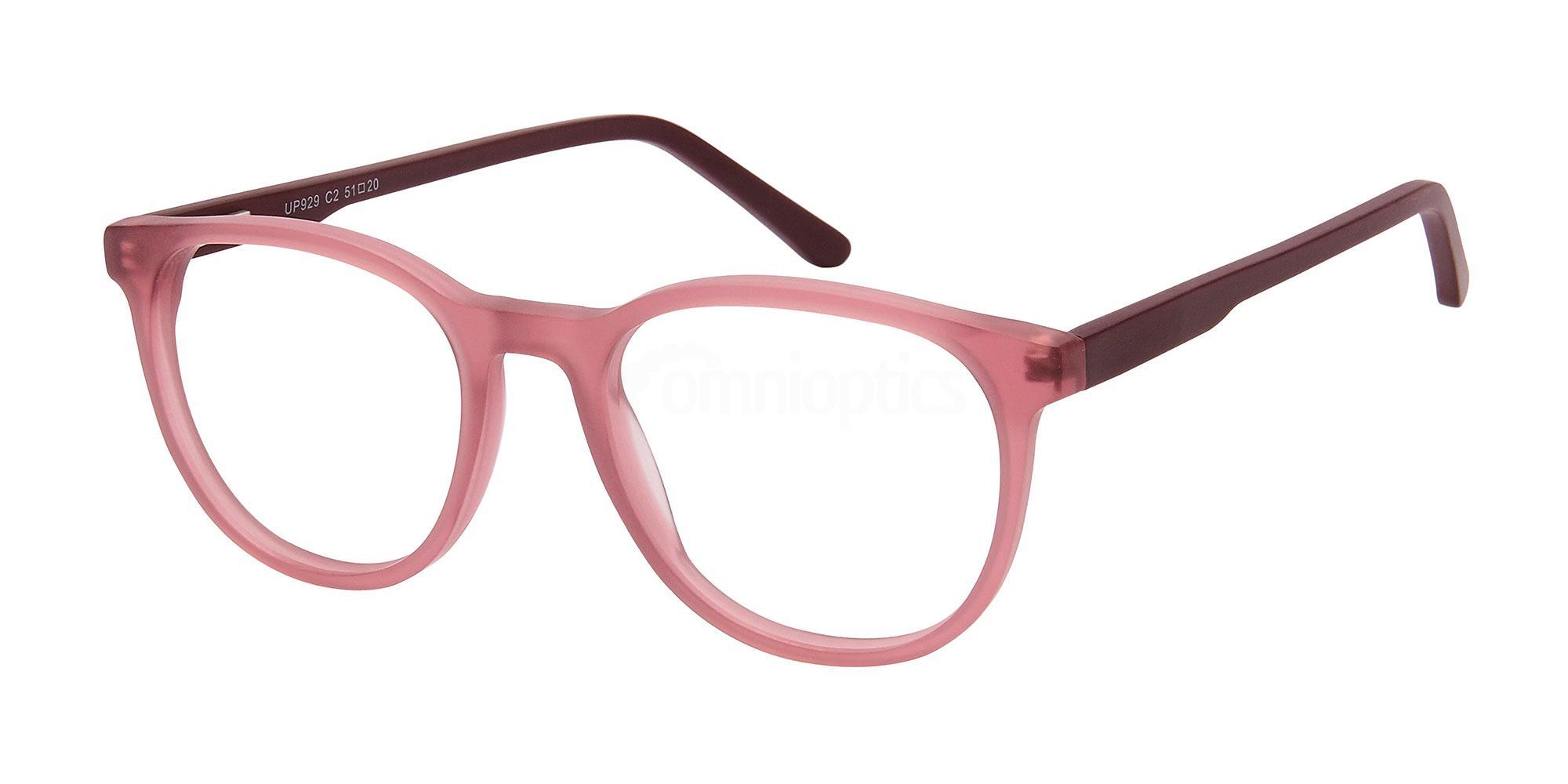 C2 UP929 Glasses, Univo Plus