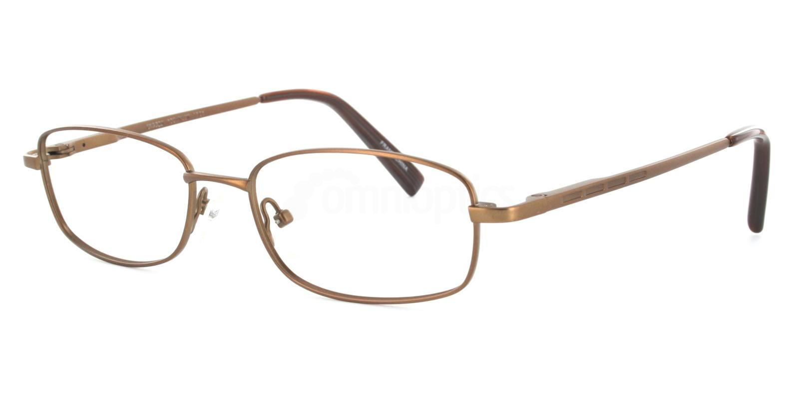 Brown Navigator Glasses, Antares