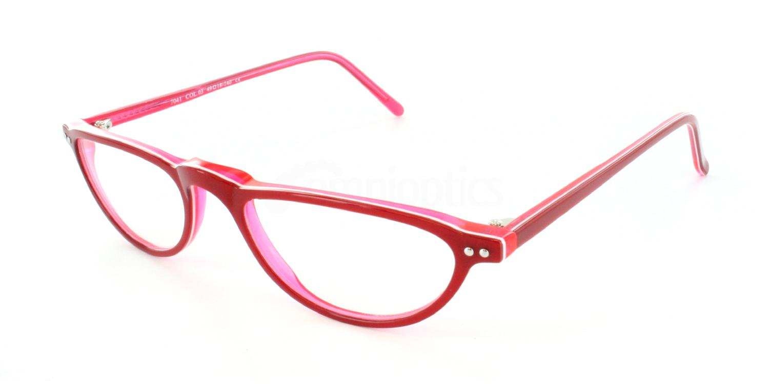 C3 7041 Reading Glasses, Antares