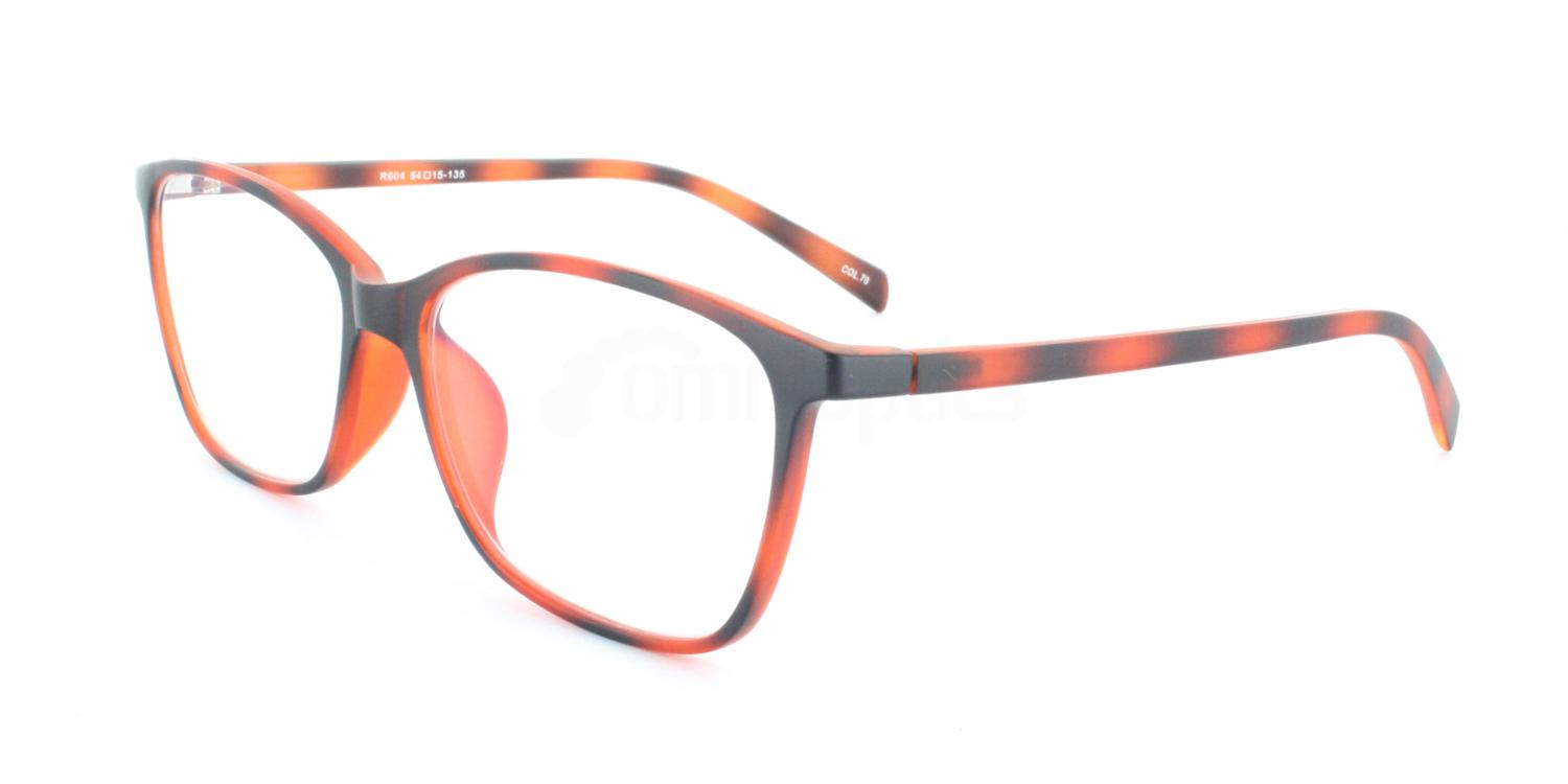 COL 78 R604 Glasses, Infinity
