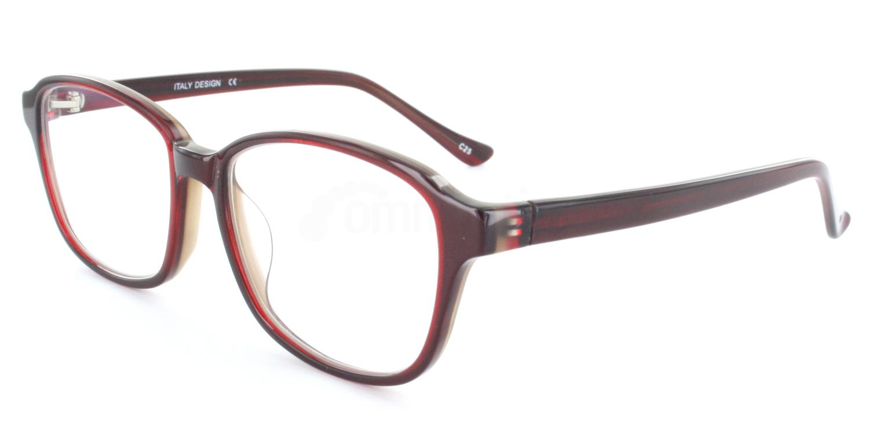 C25 BL8002 Glasses, Infinity