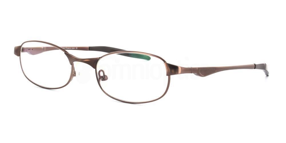 Shiny Copper Hawaii Lanai Glasses, Hawaii