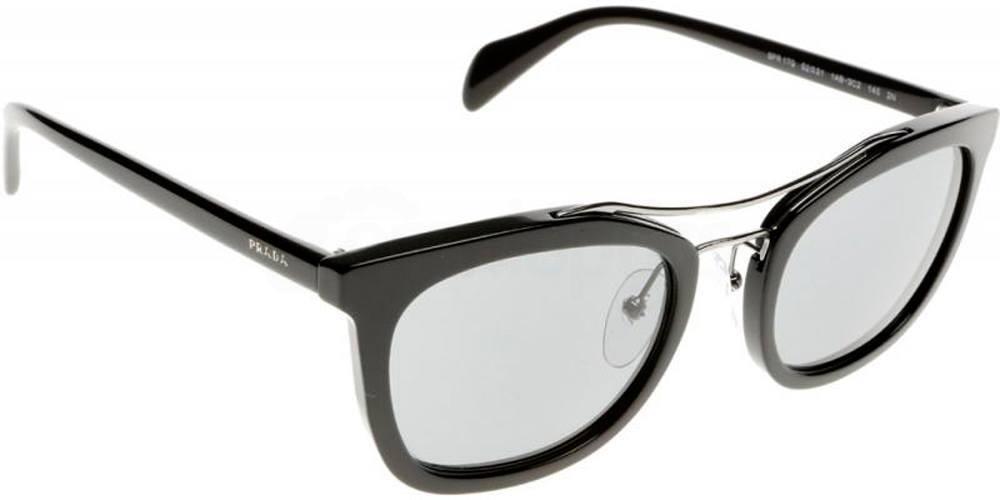 1AB3C2 PR 17QS Sunglasses, Prada