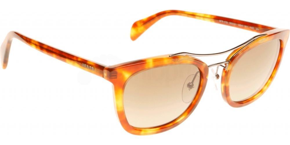 4BW1X1 PR 17QS Sunglasses, Prada