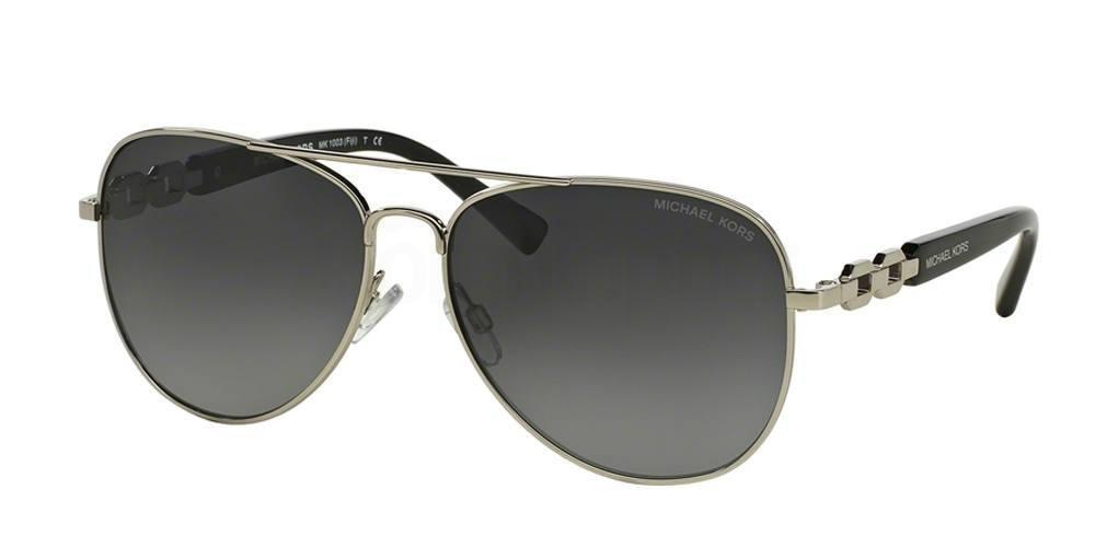 1001T3 0MK1003 FIJI Sunglasses, MICHAEL KORS