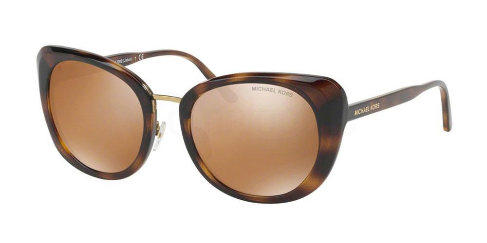32852T MK2062 LISBON Sunglasses, MICHAEL KORS