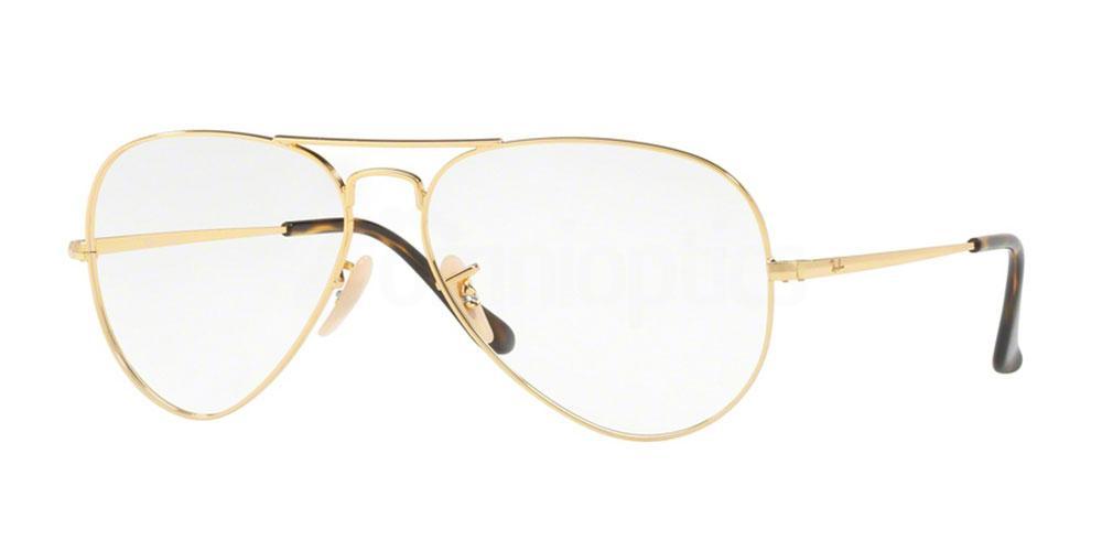 2500 RX6489 Glasses, Ray-Ban