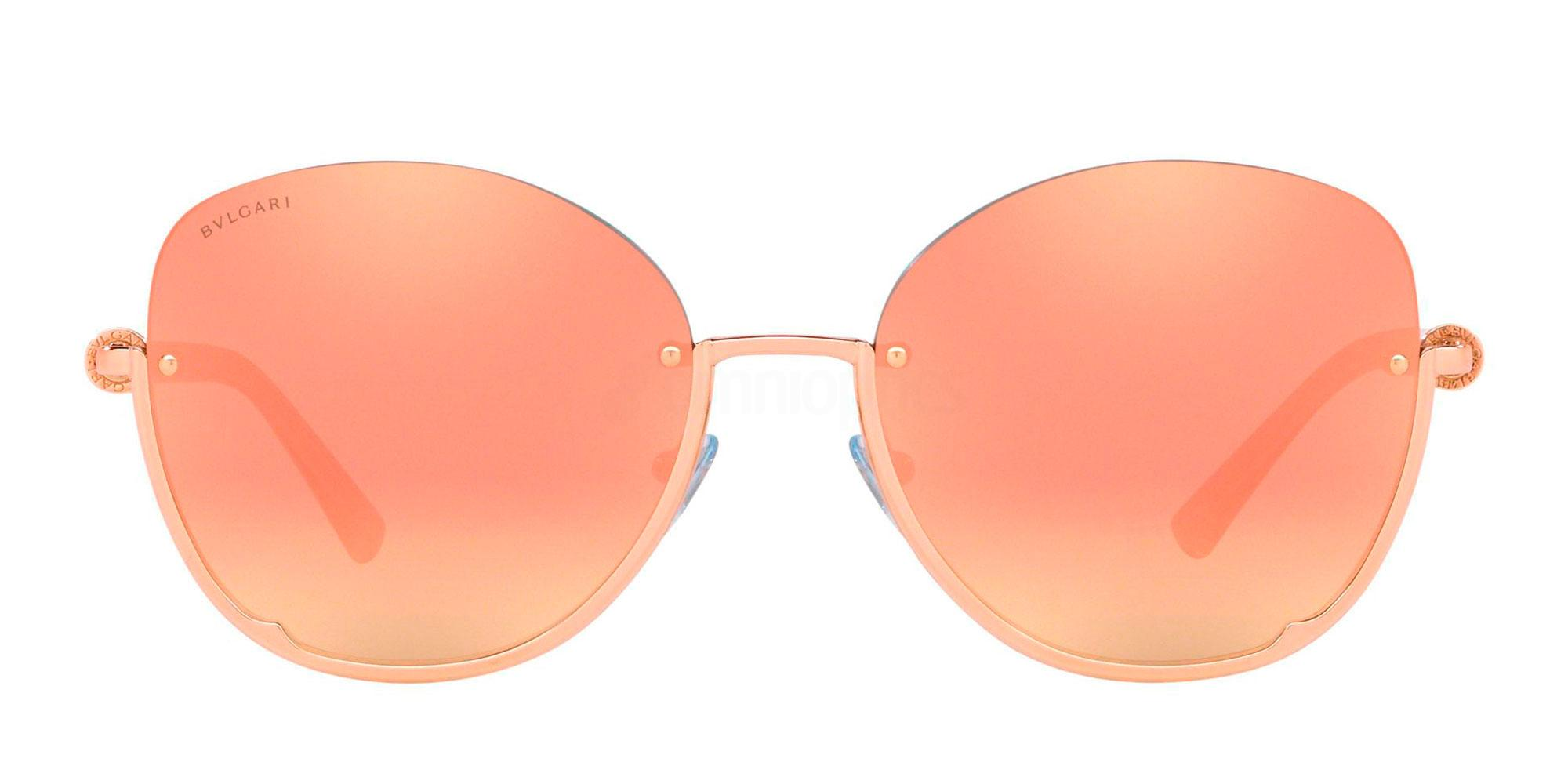 20144Z BV6123 Sunglasses, Bvlgari