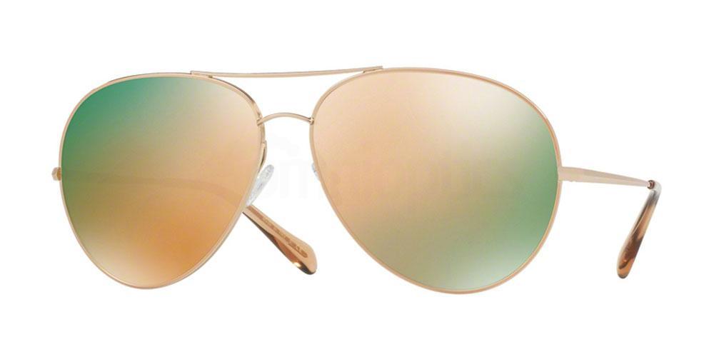 50374Z OV1201S SAYER Sunglasses, Oliver Peoples