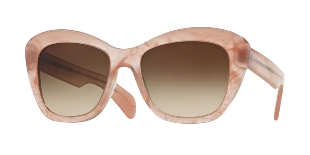 151213 OV5272SU EMMY Sunglasses, Oliver Peoples