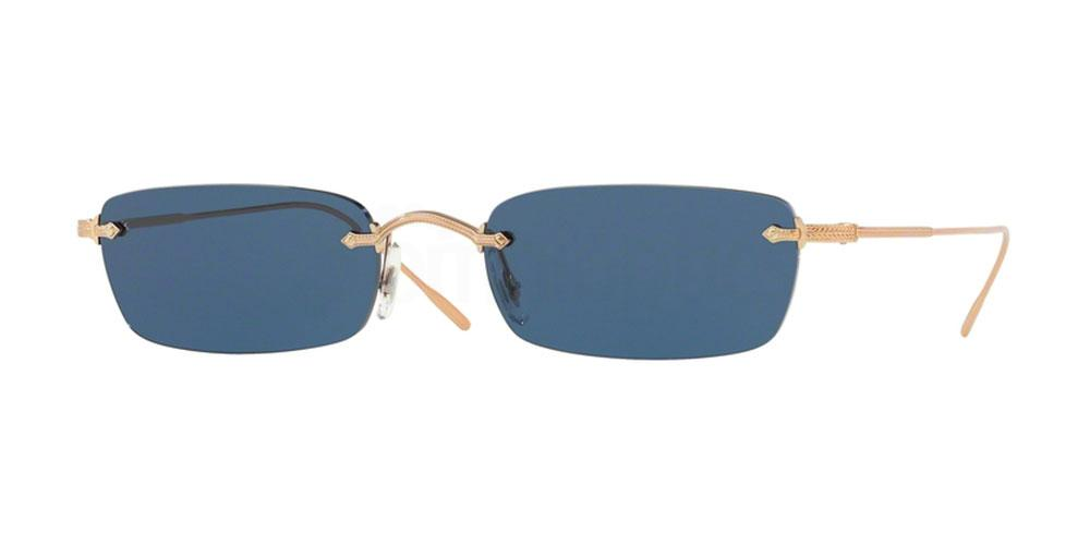 503780 OV1243S DAVEIGH Sunglasses, Oliver Peoples