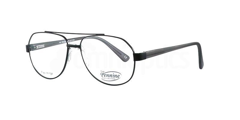 Black BURT Glasses, Pennine Originals