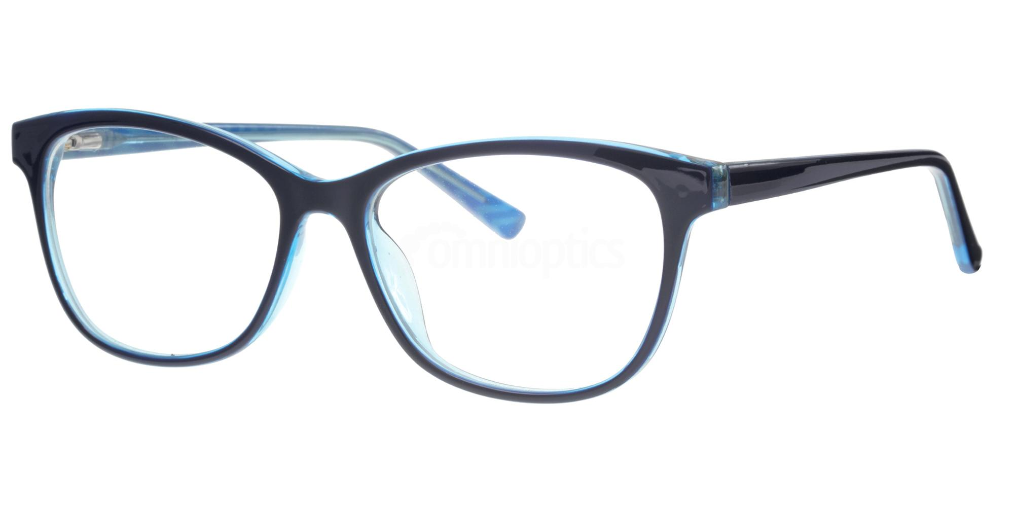 C40 4567 Glasses, Visage