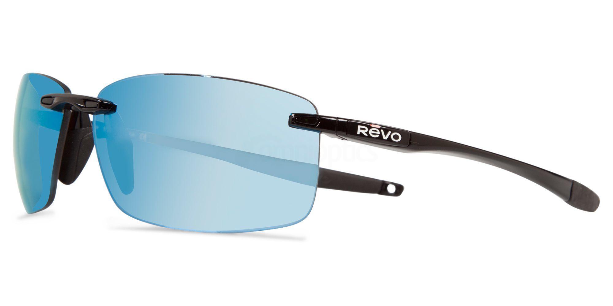01BL Descend N - 354059 Sunglasses, Revo