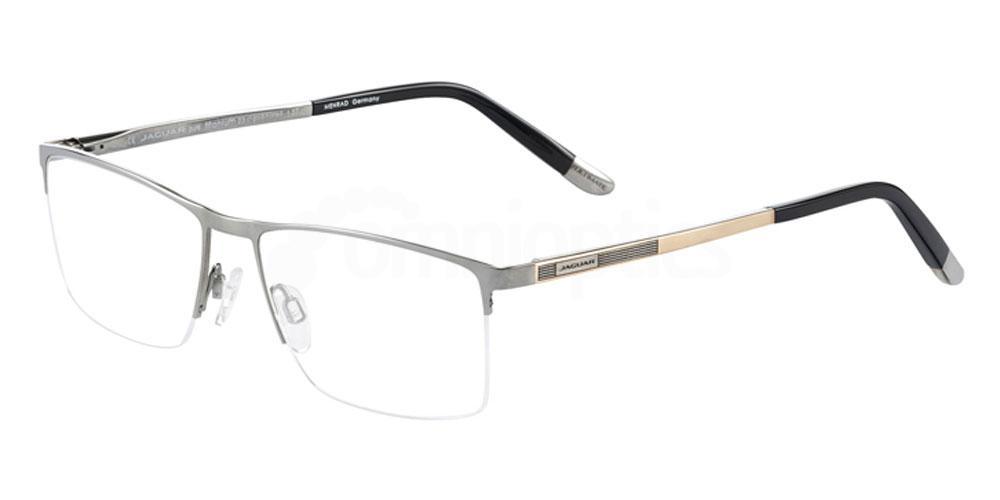 009 35811 23kt GP Glasses, JAGUAR Eyewear