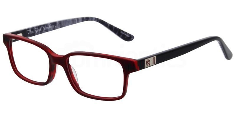 C74 NYAA051 Glasses, New York Yankees TEENS