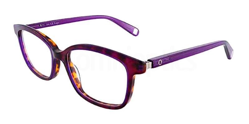 C08 LAAA084 Glasses, Lapö