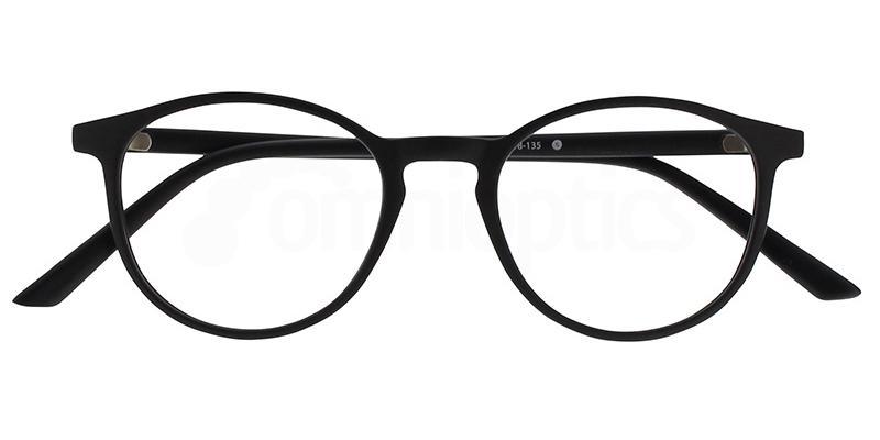 C01 OBII002S Glasses, Oblue