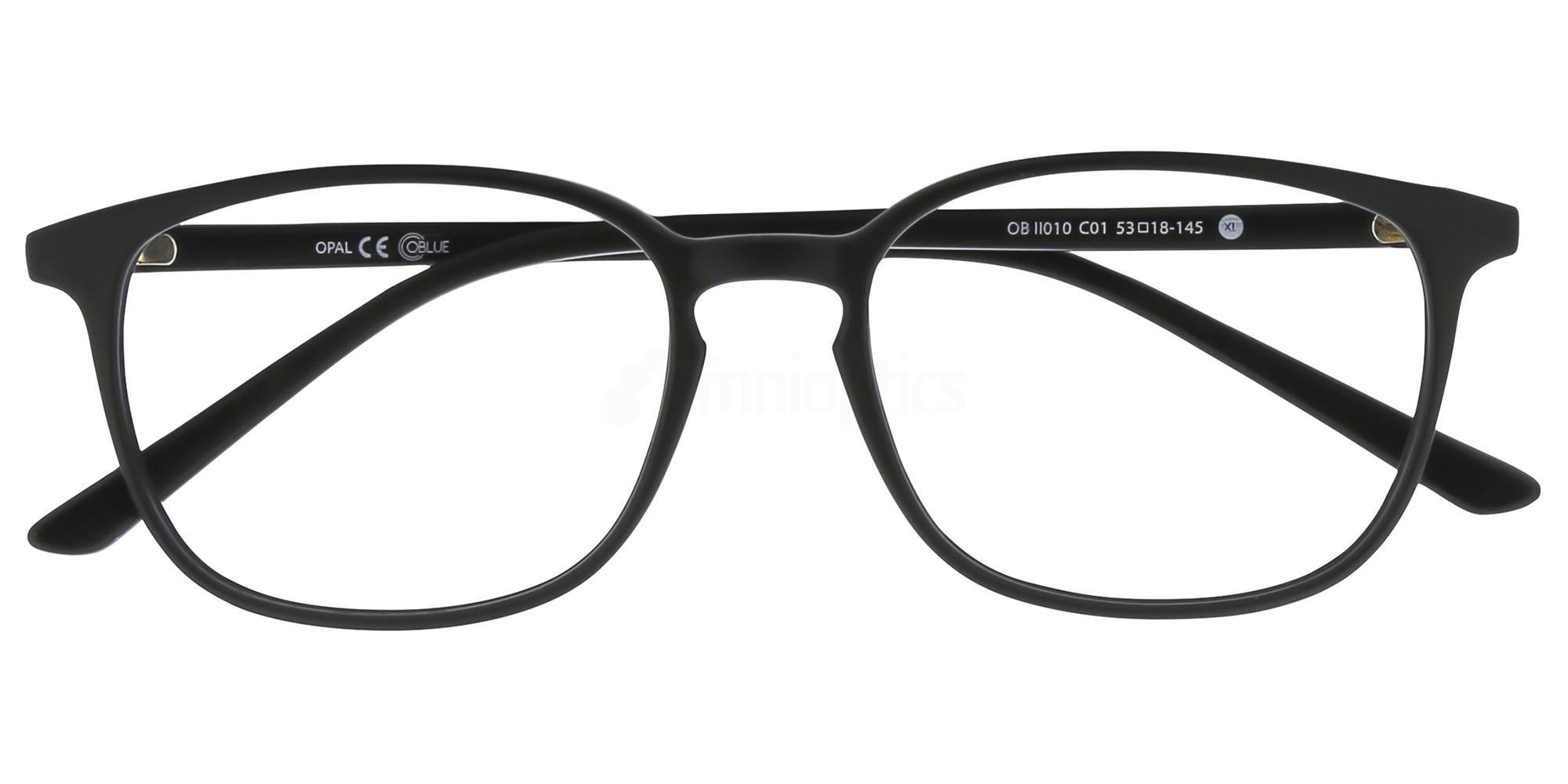 C01 OBII010XL Glasses, Oblue