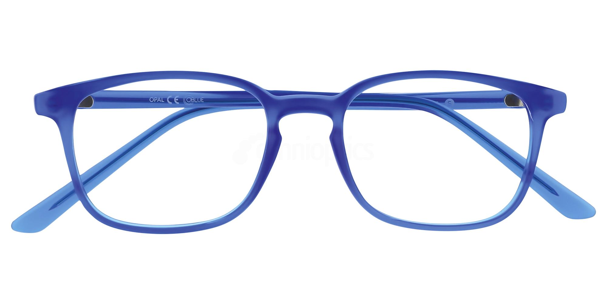 C06 OBII007S Glasses, Oblue