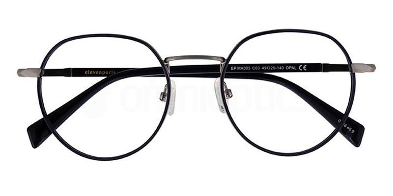 C03 EPMA005 Glasses, Elevenparis