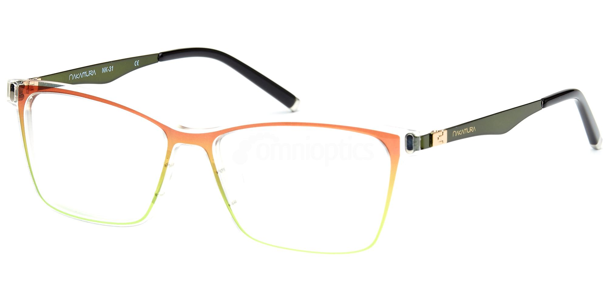 C3 NK31 Glasses, Nakamura