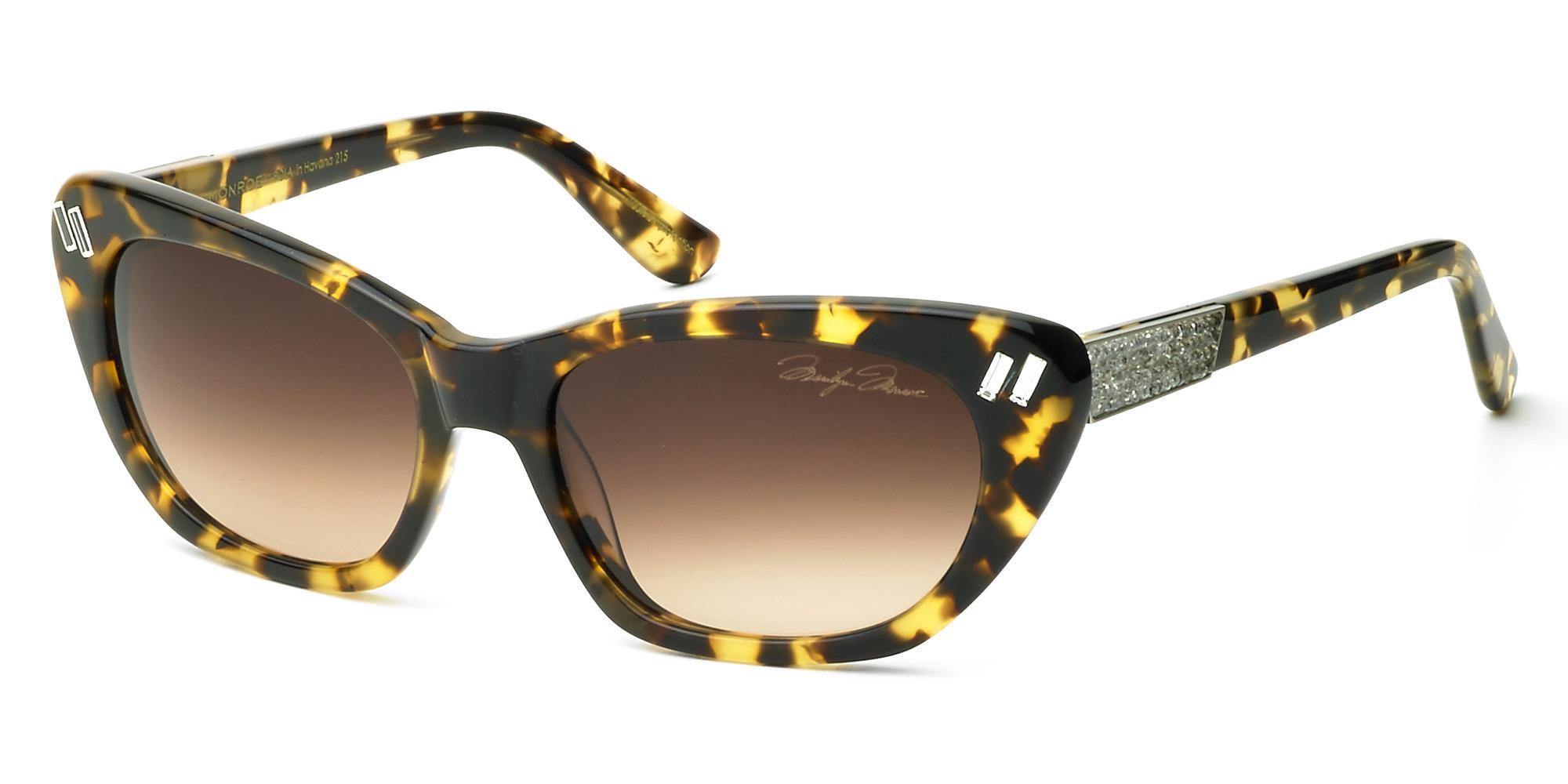 C2 MMSPOLA Sunglasses, Marilyn Monroe