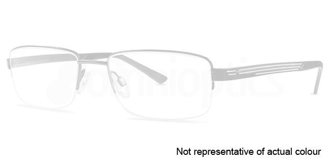 Brown JL 1250 Glasses, Jacques Lamont