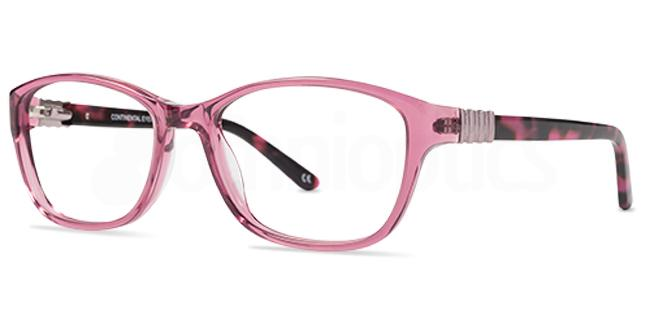 Pink 1254 Glasses, Jacques Lamont