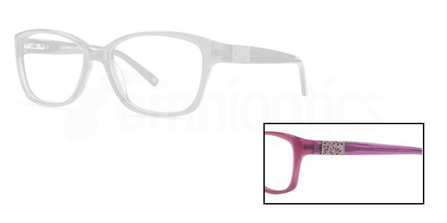 Mauve 1260 Glasses, Jacques Lamont