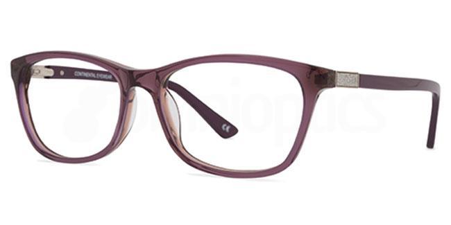 Purple 1272 Glasses, Jacques Lamont