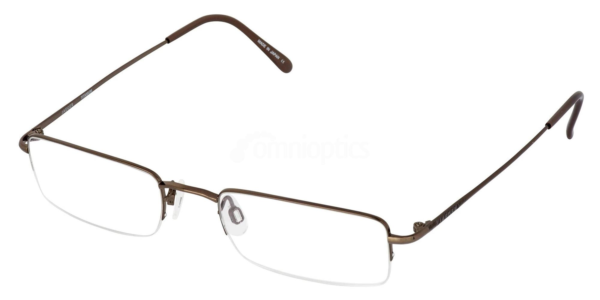 C.15 242 Glasses, Jaeger Pure Titanium