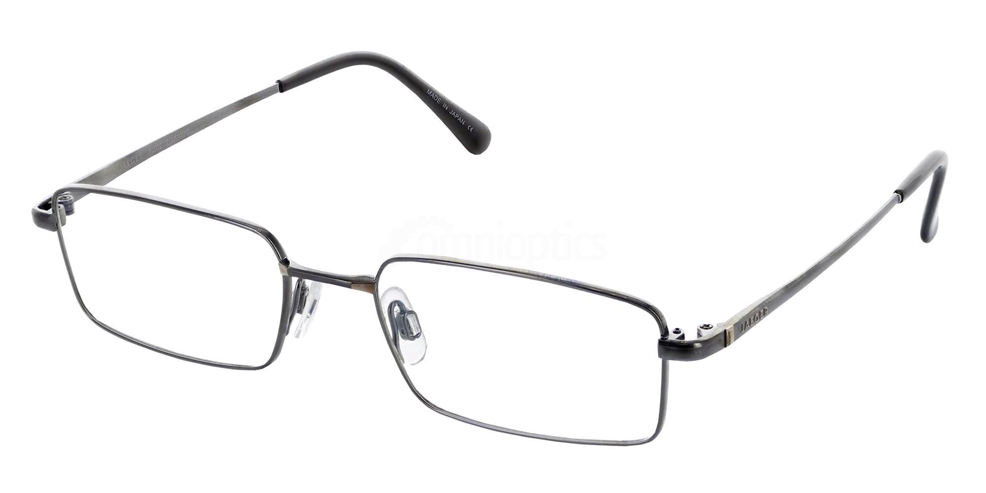 C.62 243 Glasses, Jaeger Pure Titanium