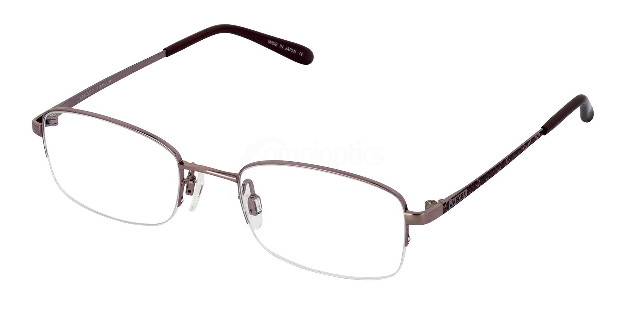Violet 305 Glasses, Jaeger Pure Titanium