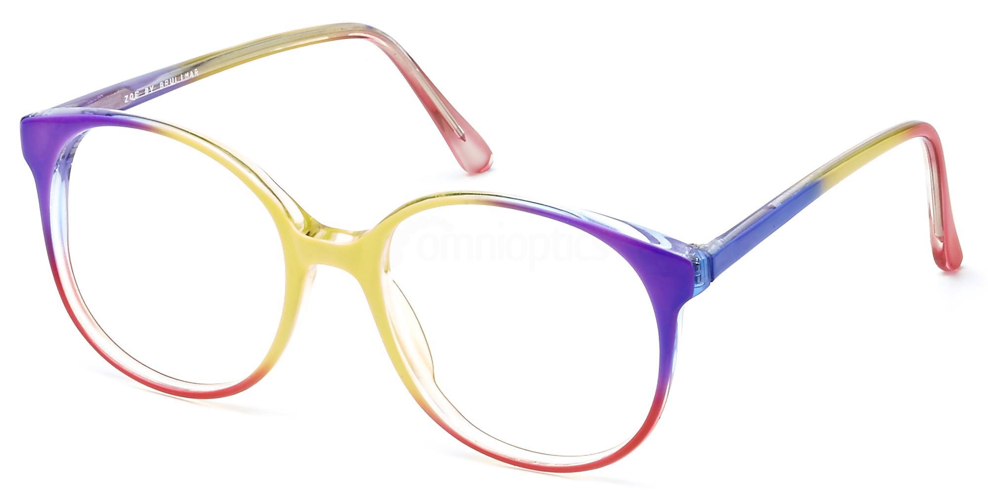 C392 ZOE2392 Glasses, Zoe Vintage