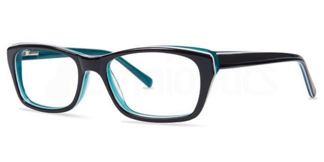 Black DIABLO Glasses, Cameo
