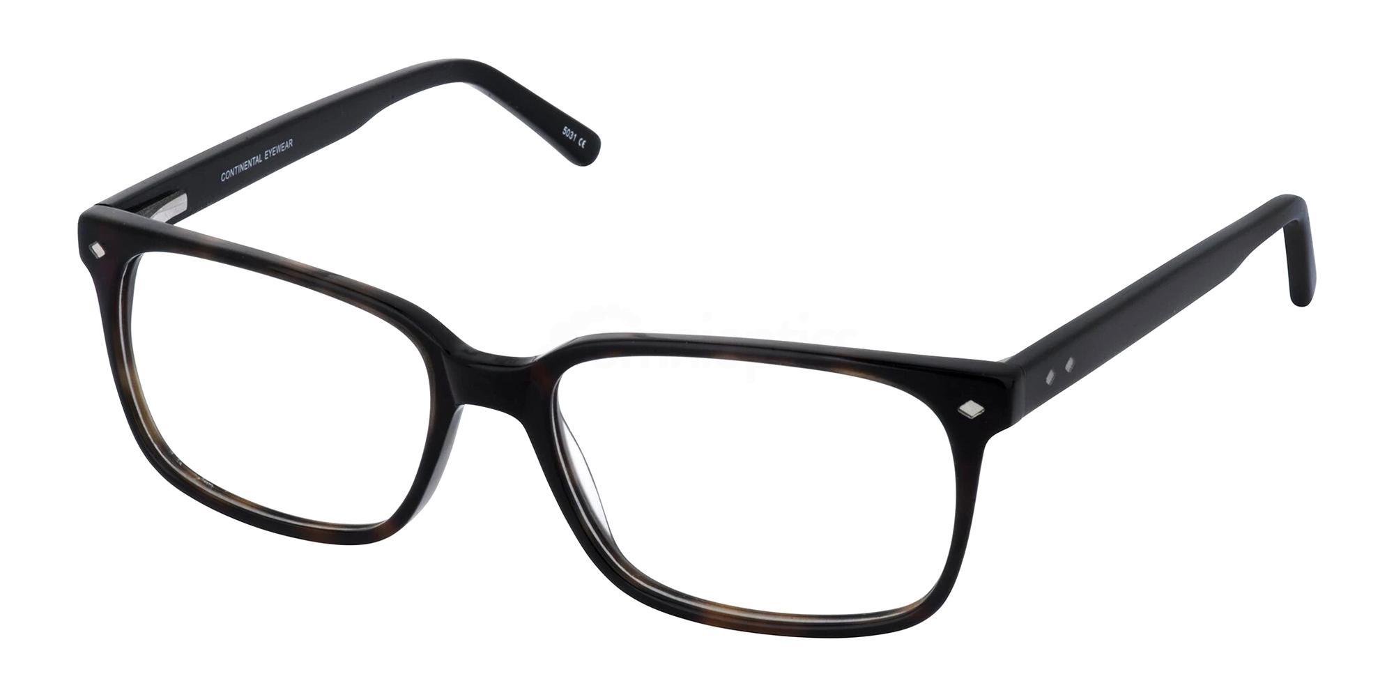 Brown / Demi DEL Glasses, Cameo