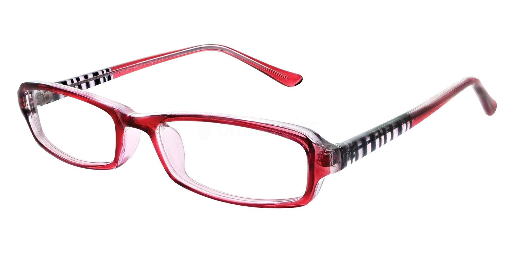 C.13 808 Glasses, Matrix