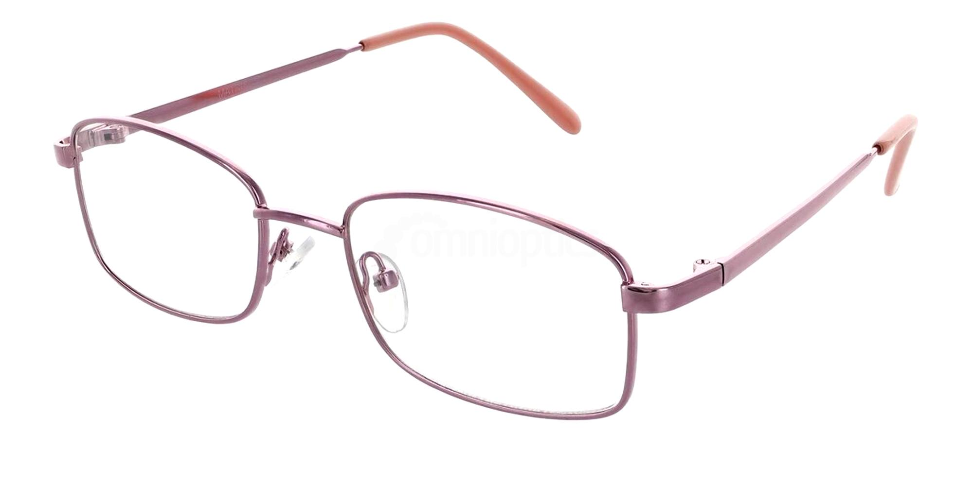 Rose 221 Glasses, Matrix