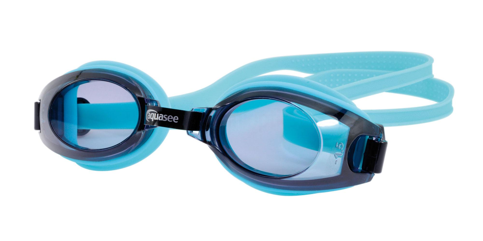 Turquoise/Black Aquasee Small (7+ years) Accessories, Sports Eyewear Kids