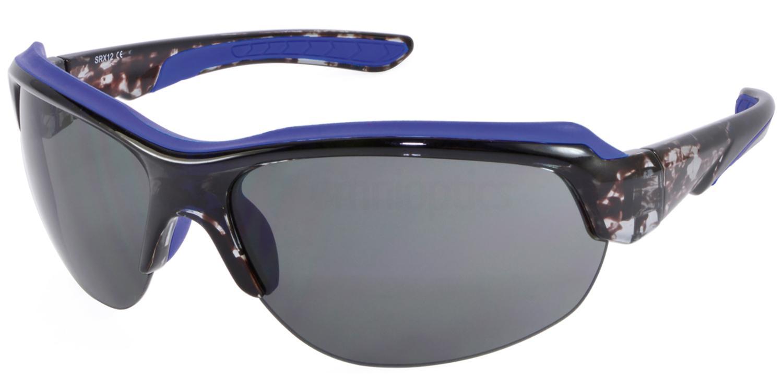 Black Marble SRX12 Sunglasses, Sports Eyewear