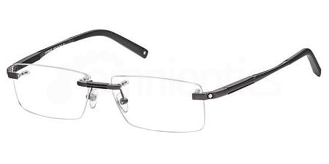 008 MB0349 Glasses, Mont Blanc