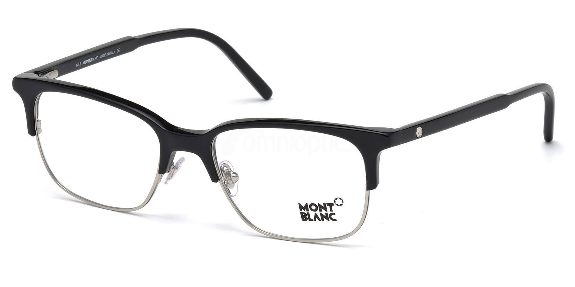 001 MB0552 Glasses, Mont Blanc