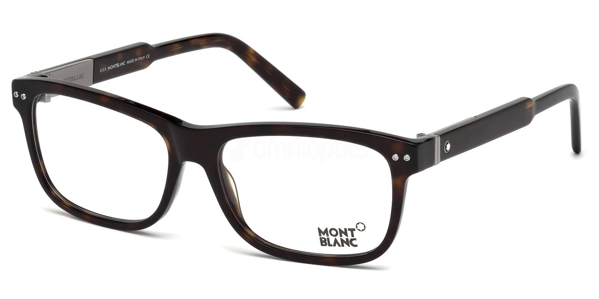 052 MB0618 Glasses, Mont Blanc