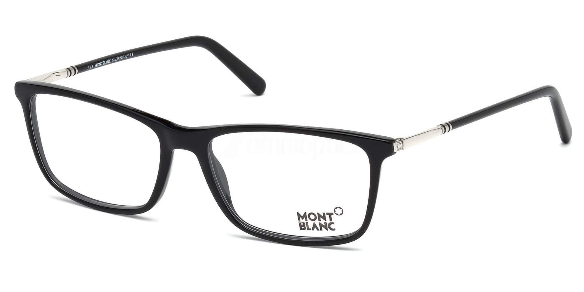 001 MB0626 Glasses, Mont Blanc