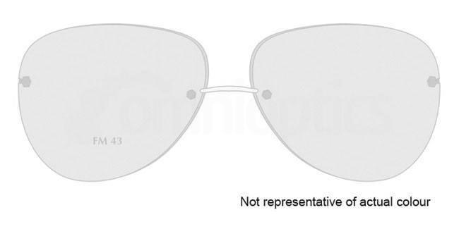 140 Minima Sport-11 FM 43 (color lens 32P) Polarized Sunglasses, MINIMA