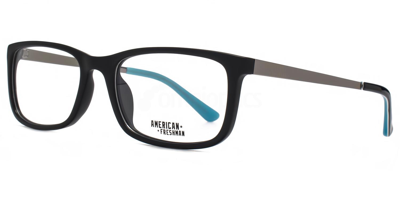 BLK AMFO008 - Seth , American Freshman