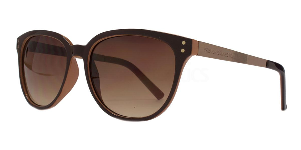 FCU596 FCU596 Sunglasses, FRENCH CONNECTION