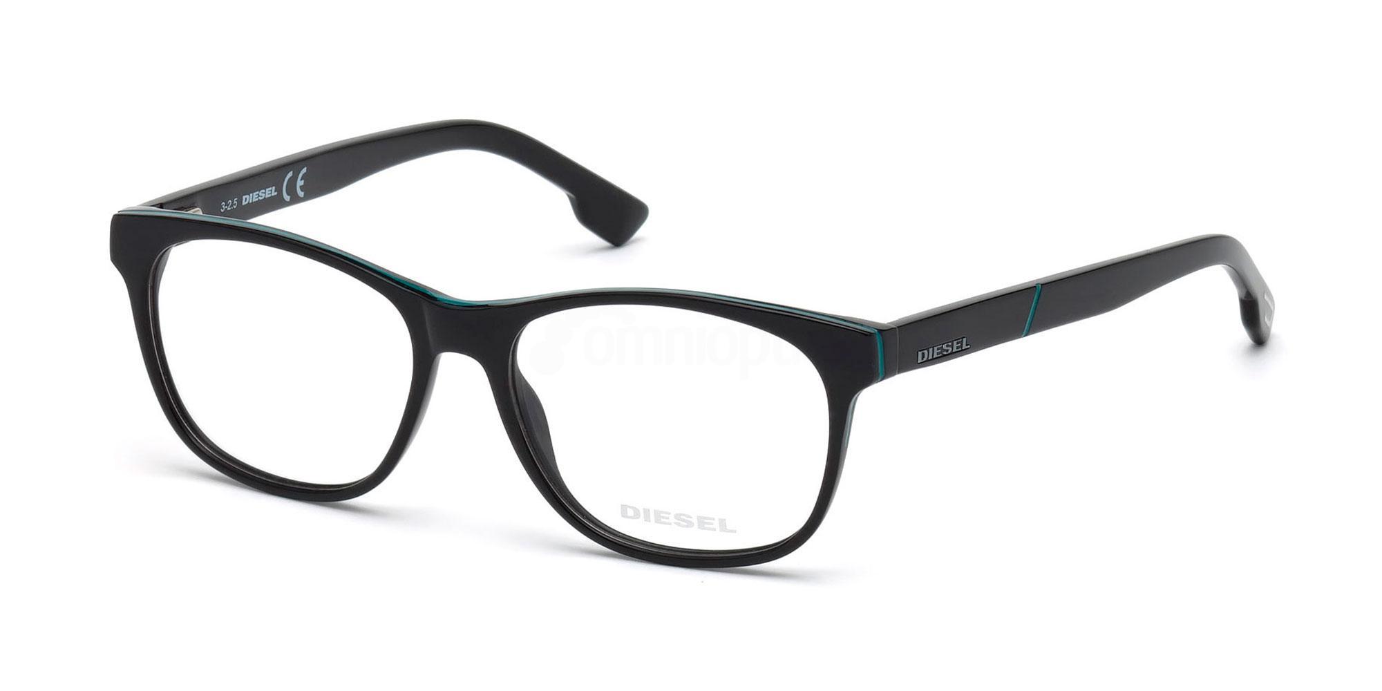 001 DL5198 Glasses, Diesel