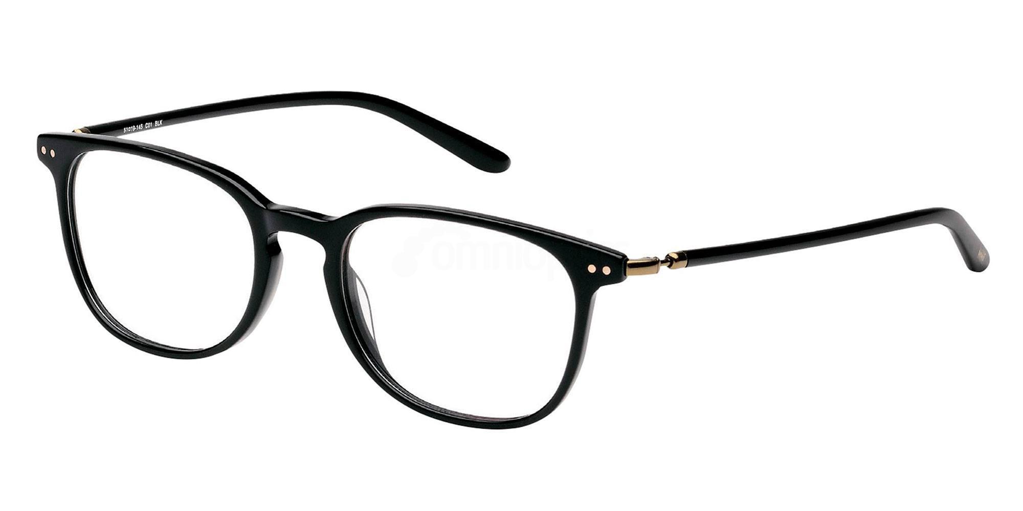 01 BLK LS108 , Levi's Eyewear